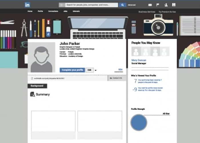 Dicas para pequenas empresas no LinkedIn: Palavras-chave