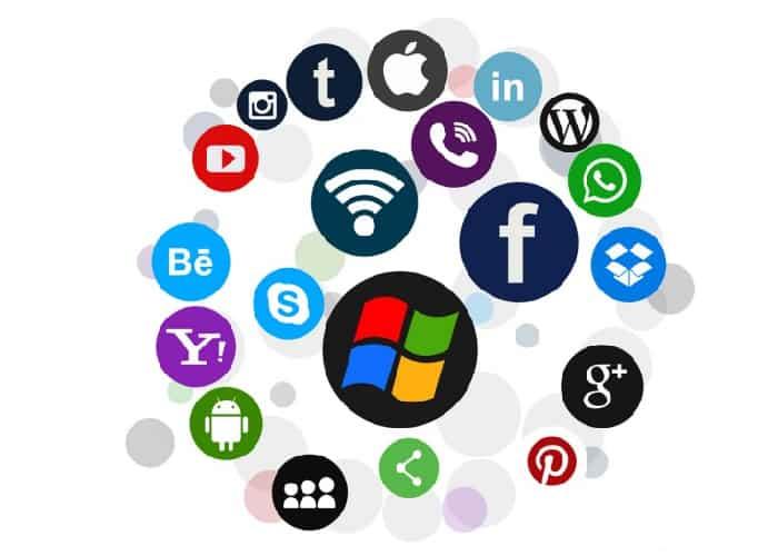 Gestão de redes sociais da Agência IMMA