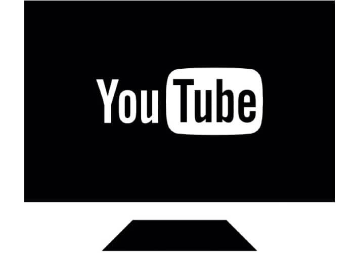 Vídeos no YouTube