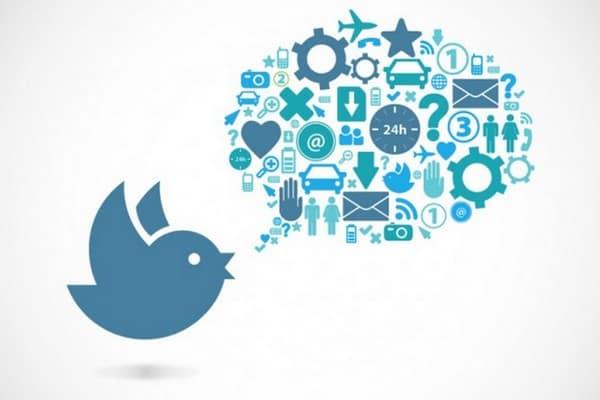 Caracteres no Twitter