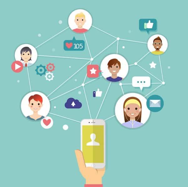 Crie conteúdo para ser compartilhado
