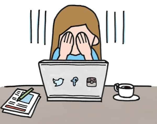 Como lidar com críticas negativas na internet