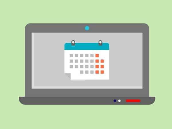 Como criar um calendário de conteúdo de mídia social para o ano