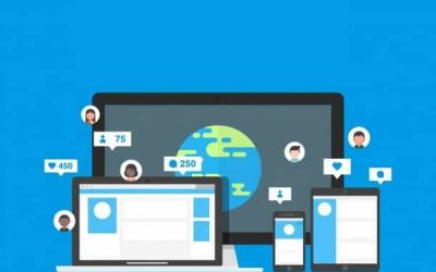 5 formas de aumentar a visibilidade da empresa nas redes sociais