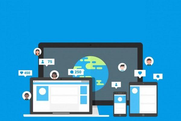 formas de aumentar a visibilidade da sua empresa nas redes sociais