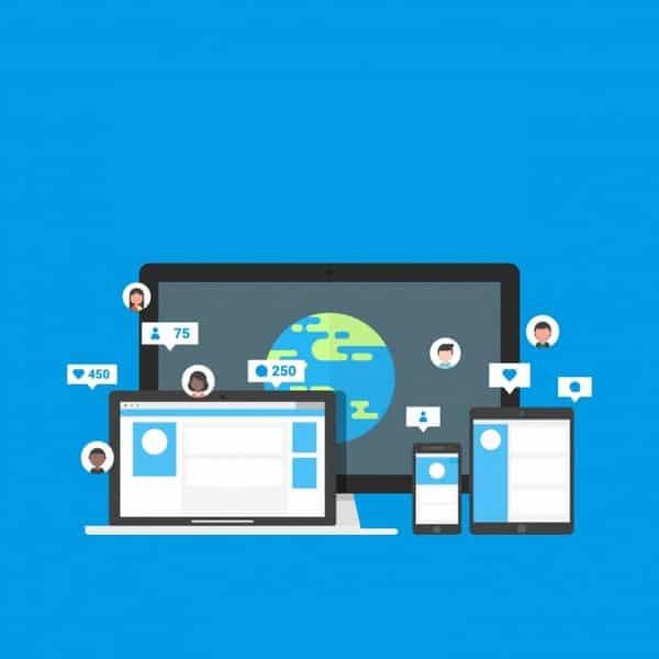 5 formas de aumentar a visibilidade da sua empresa nas redes sociais