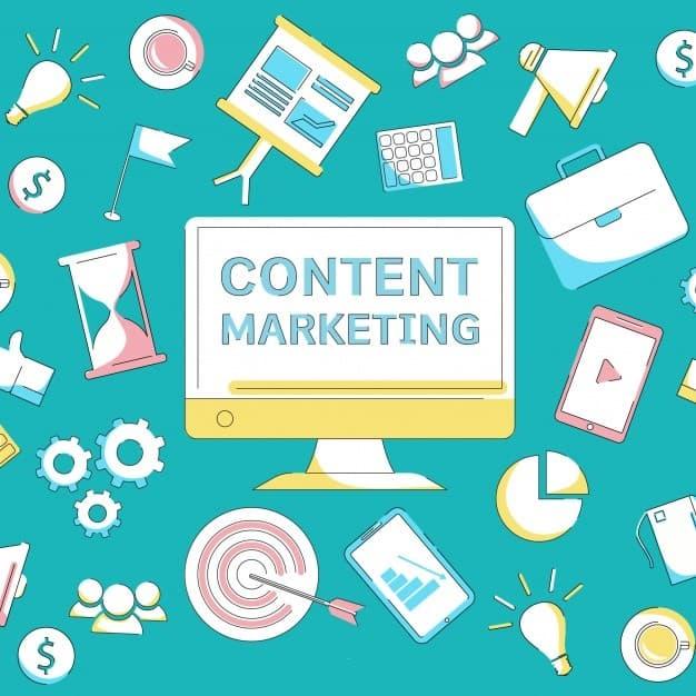 Criação de conteúdo