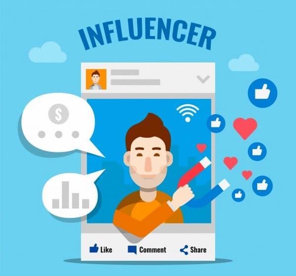 Crie uma presença nas mídias sociais