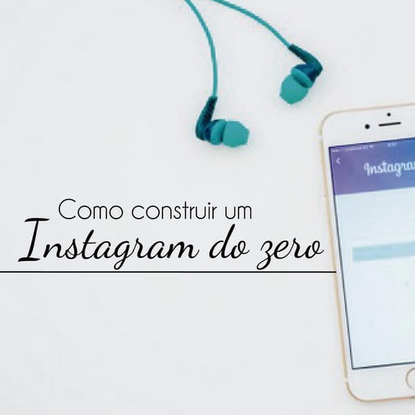 Como construir um Instagram do zero