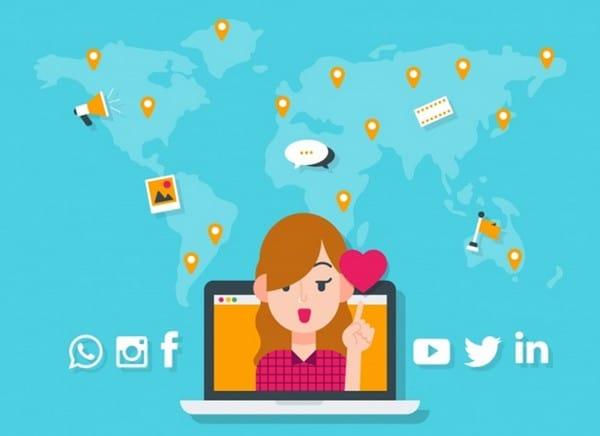 Como ganhar visibilidade na internet