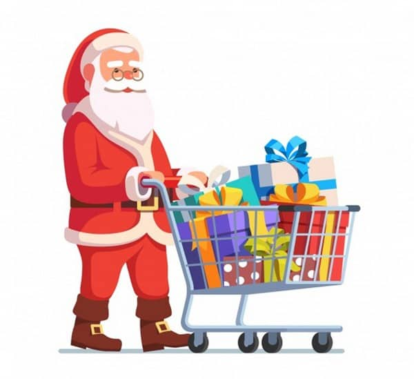 Natal nas mídias sociais