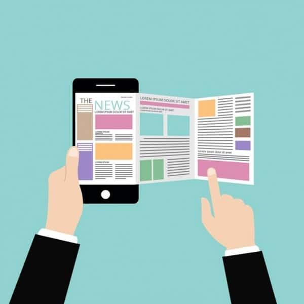 4 dicas para usar notícias na sua estratégia de mídia social