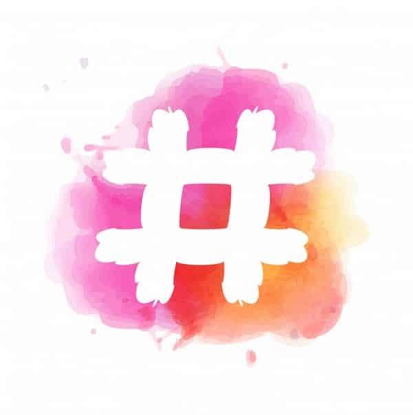 Como as hashtags melhoram sua presença na mídia social