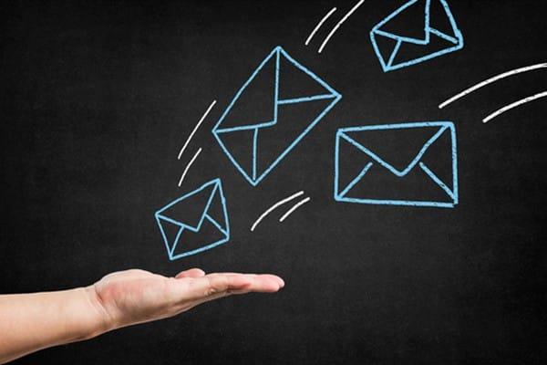 Campanha de e-mail