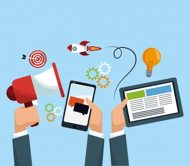 A importância das imagens para o marketing de conteúdo