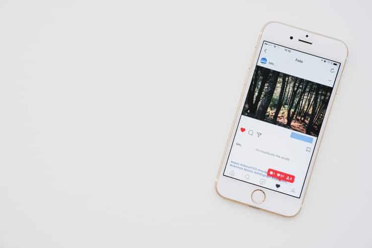 Tenha um perfil comercial no Instagram