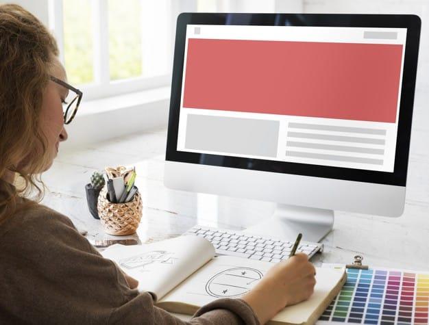 Qual a diferença entre web designer e desenvolvedor web