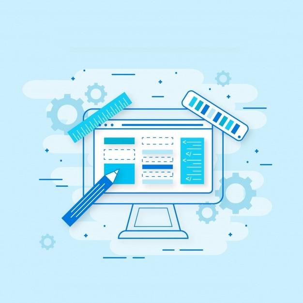 Equilibrar design e conteúdo é importante para qualquer site