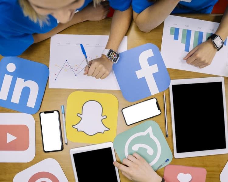 Saiba onde inserir a sua empresa entre as principais redes sociais