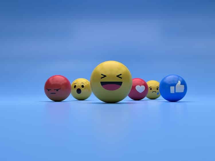 """Reações de """"Triste"""" e """"Grr"""" não são sinais negativos para o Facebook"""