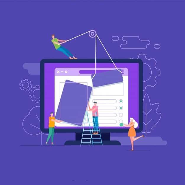 Como equilibrar design e conteúdo