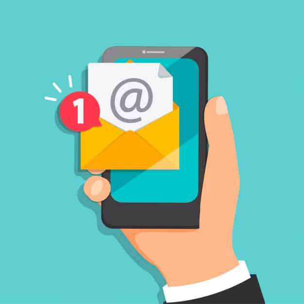 Simplicidade e clareza no design para e-mail marketing
