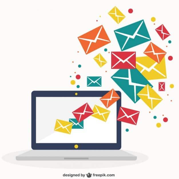 Usar algum tipo de alinhamento em todo o e-mail é outra prática recomendada