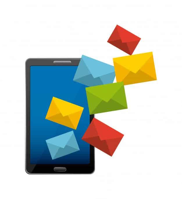 Conteúdo para e-mail marketing, assim como qualquer conteúdo,deve ser bem redigido.
