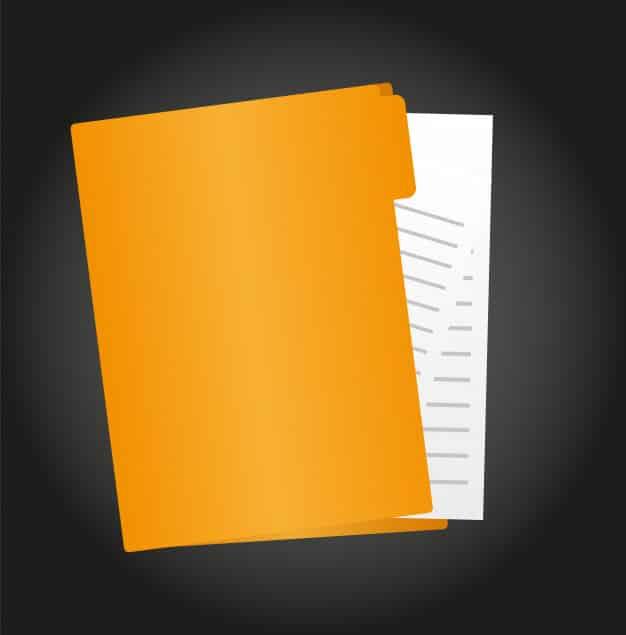 Erros a evitar em seu folder