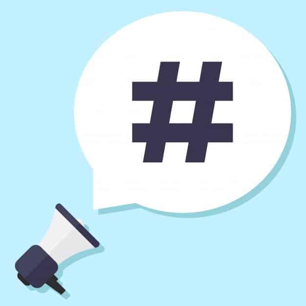 Hashtags no Facebook: como usar