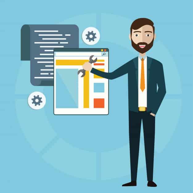 Investimento na criação de sites