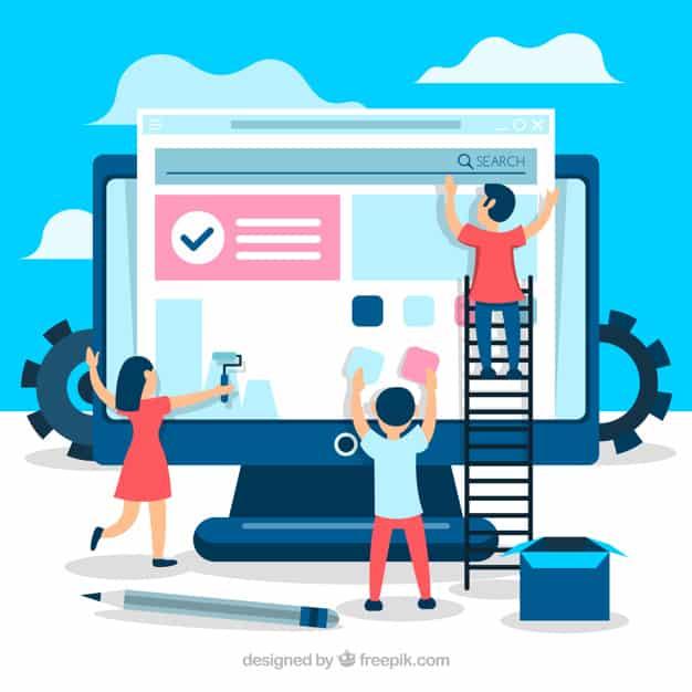 Por que investir na criação de site
