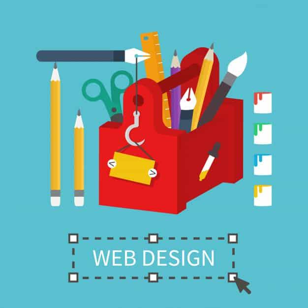O design não é só importante para estratégias de marketing digital