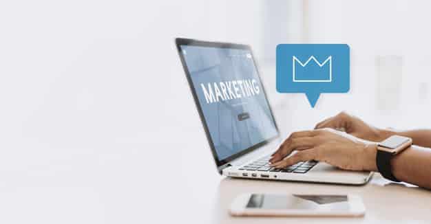 Invista em marketing digital para ajuda-lo