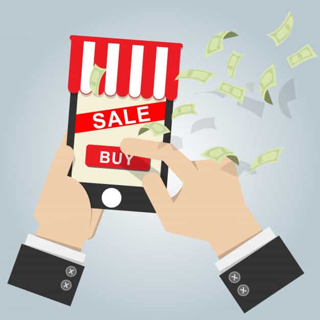 O e-commerce é muito interessante para os clientes