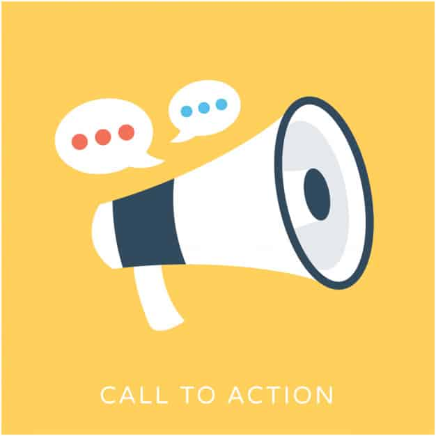 Como usar a Call to Action no marketing digital