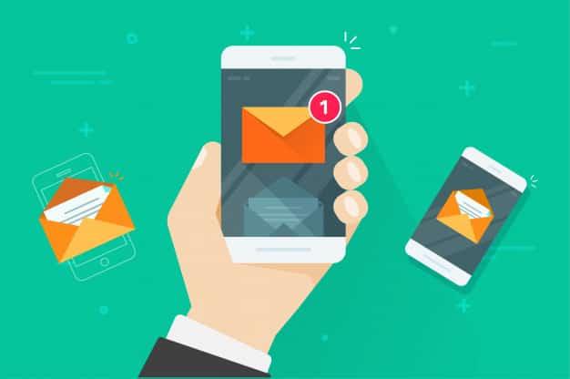 Evite que sei e-mail de vendas vire spam