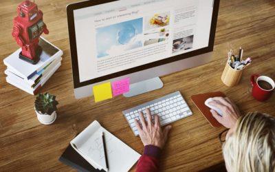5 dicas para escrever um post de blog de sucesso