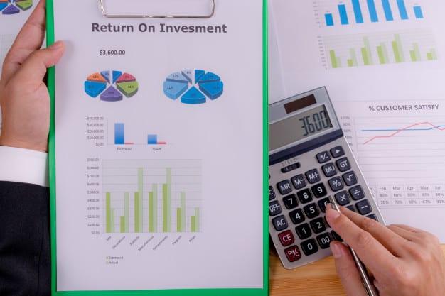 Usando o retorno sobre investimento a favor da sua empresa