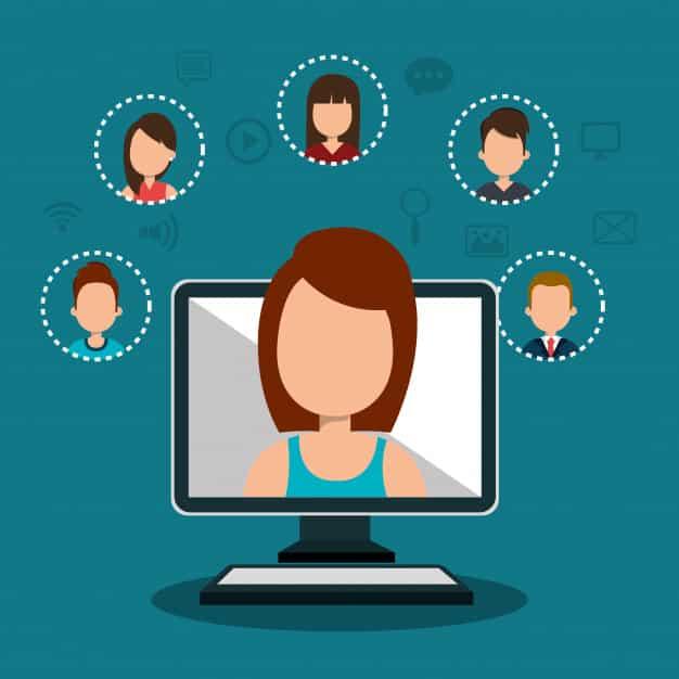 O marketing digital caminha junto com o marketing de relacionamento
