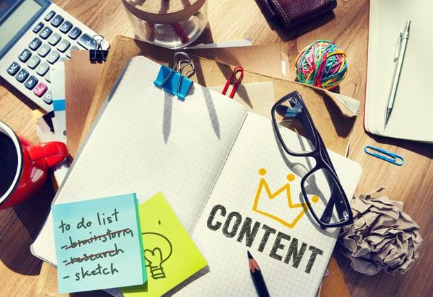 Princípios do marketing de conteúdo