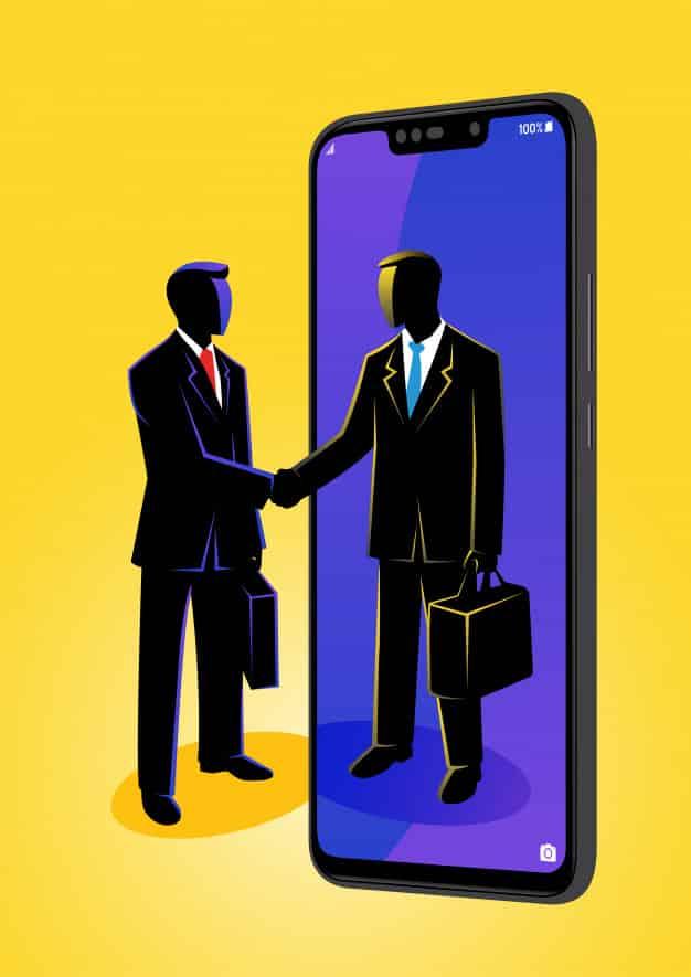 OLinkediné uma rede social voltada para assuntos profissionais