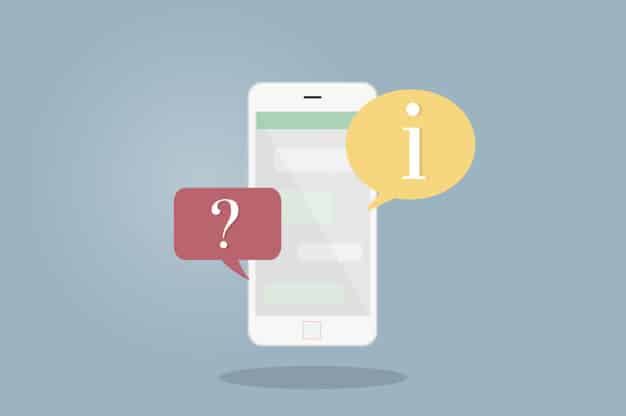 Atente para os horários de envio do seu SMS