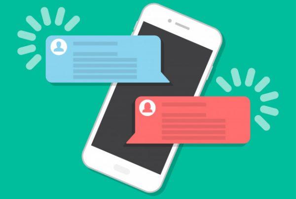 O alcance de um SMS